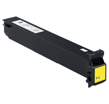 KONICA MINOLTA TN214Y Laser Toner Cartridge Yellow