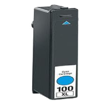 LEXMARK 14N1069 100XL High Yield INK / INKJET Cartridge Cyan