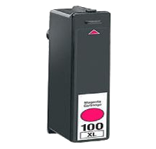 LEXMARK 14N1070 100XL High Yield INK / INKJET Cartridge Magenta
