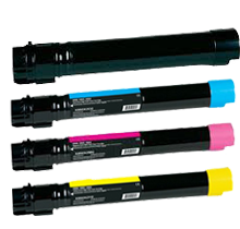 LEXMARK X950 High Yield Laser Toner Cartridge Set Black Cyan Magenta Yellow