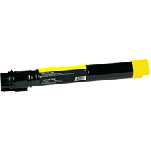 LEXMARK X950X2YG Laser Toner Cartridge Yellow