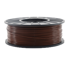 3D-ABS-Bwn Universal Filament Brown 1KG / Roll Solid Diameter 1.75mm