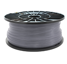 3D-ABS-Grey Universal Filament Grey 1KG / Roll Solid Diameter 1.75mm