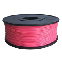 3D-ABS-Pink Universal Filament Pink 1KG / Roll Solid Diameter 1.75mm