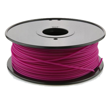 3D-ABS-Purple Universal Filament Purple 1KG / Roll Solid Diameter 1.75mm