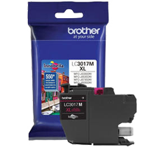 ~Brand New Original BROTHER LC3017M High Yield INK / INKJET Cartridge Magenta