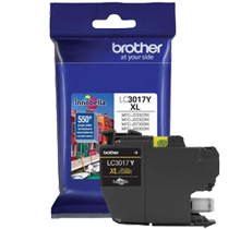 ~Brand New Original BROTHER LC3017Y High Yield INK / INKJET Cartridge Yellow