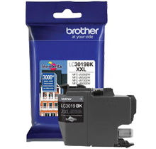 ~Brand New Original BROTHER LC3019BK Extra High Yield INK / INKJET Cartridge Black