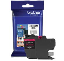~Brand New Original BROTHER LC3019M Extra High Yield INK / INKJET Cartridge Magenta