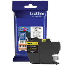 ~Brand New Original BROTHER LC3019Y Extra High Yield INK / INKJET Cartridge Yellow