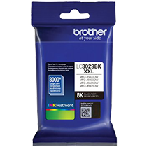 ~Brand New Original BROTHER LC3029BK Extra High Yield INK / INKJET Cartridge Black