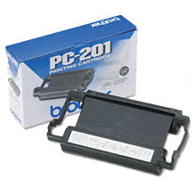 ~Brand New Original BROTHER PC201 Thermal Transfer Ribbon Cartridge
