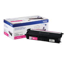 ~Brand New Original BROTHER TN-431M Laser Toner Cartridge Magenta
