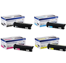 ~Brand New Original BROTHER TN-436 Laser Toner Cartridge Set Extra High Yield Black Cyan Magenta Yellow