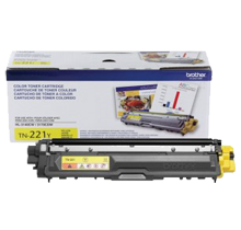 ~Brand New Original BROTHER TN221Y Laser Toner Cartridge Yellow
