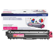 ~Brand New Original BROTHER TN225M High Yield Laser Toner Cartridge Magenta