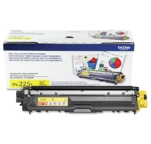 ~Brand New Original BROTHER TN225Y High Yield Laser Toner Cartridge Yellow