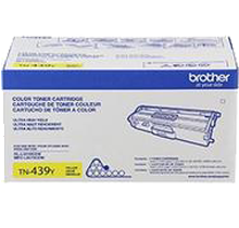~Brand New Original BROTHER TN439Y Laser Toner Cartridge Yellow