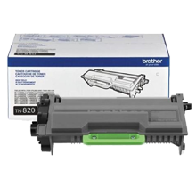 ~Brand New Original BROTHER TN820 Laser Toner Cartridge Black