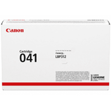 ~Brand New Original CANON 0452C001 (041) Laser Toner Cartridge Black