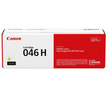 ~Brand New Original Canon 1251C001 (046H) Laser Toner Cartridge High Yield Yellow