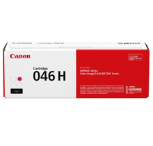 ~Brand New Original Canon 1252C001 (046H) Laser Toner Cartridge High Yield Magenta