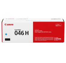 ~Brand New Original Canon 1253C001 (046H) Laser Toner Cartridge High Yield Cyan