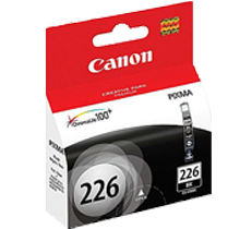 ~Brand New Original CANON CLI226BK INK / INKJET Cartridge Black