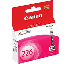 ~Brand New Original CANON CLI226M INK / INKJET Cartridge Magenta
