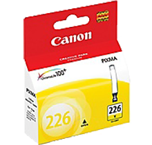 ~Brand New Original CANON CLI226Y INK / INKJET Cartridge Yellow
