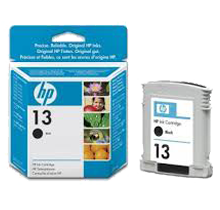 ~Brand New Original HP C4814A (#13) INK / INKJET Cartridge Black