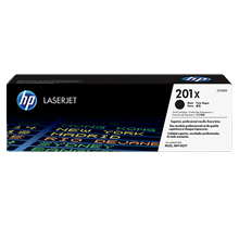 ~Brand New Original HP CF400X (201X) Laser Toner Cartridge High Yield Black