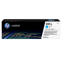 ~Brand New Original HP CF401X (201X) Laser Toner Cartridge High Yield Cyan