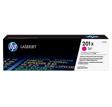 ~Brand New Original HP CF403X (201X) Laser Toner Cartridge High Yield Magenta