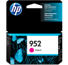 ~Brand New Original HP L0S52AN (952) INK / INKJET Cartridge Magenta