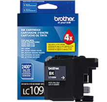 ~Brand New Original BROTHER INK LC109BKS INK / INKJET Super High Yield Black