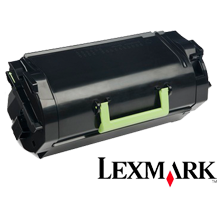 ~Brand New Original LEXMARK 52D1000 (521) Laser Toner Cartridge Black
