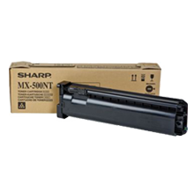 ~Brand New Original SHARP MX-500NT Laser Toner Cartridge Black