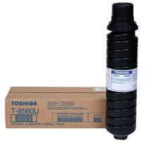 ~Brand New Original TOSHIBA T8560U Laser Toner Cartridge Black