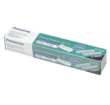 ~Brand New Original PANASONIC KX-FA91 Fax Film Ribbon 2-Pack