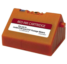 PITNEY BOWES 769-0 INK / INKJET Cartridge Red