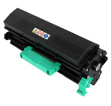 RICOH 841886 Laser Toner Cartridge Black