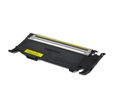 Compatible with SAMSUNG CLT-Y407S Laser Toner Cartridge Yellow