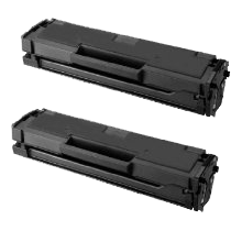 Pack of 2-Compatible with SAMSUNG MLT-D101S Laser Toner Cartridge