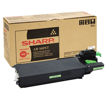 ~Brand New Original Sharp AR-168NT Laser Toner Cartridge Black