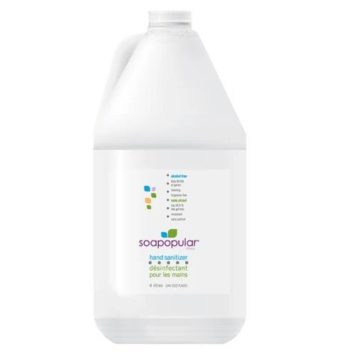 PPE Wholesale - QTY 101-499  - 4L - Alcohol-free sanitizer jug