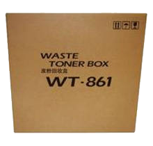 ~Brand New Original Kyocera Mita WT-861 Waste Toner Bottle