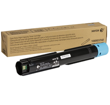 ~Brand New Original Xerox 106R03740 High Yield Cyan Laser Toner Cartridge