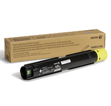 ~Brand New Original Xerox 106R03758 Yellow Laser Toner Cartridge