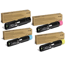 ~Brand New Original Xerox C7020 High Yield Set Laser Toner Cartridge
